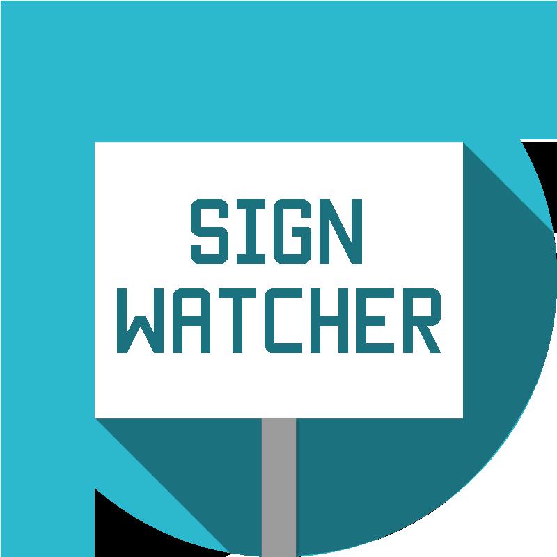 SignWatcher